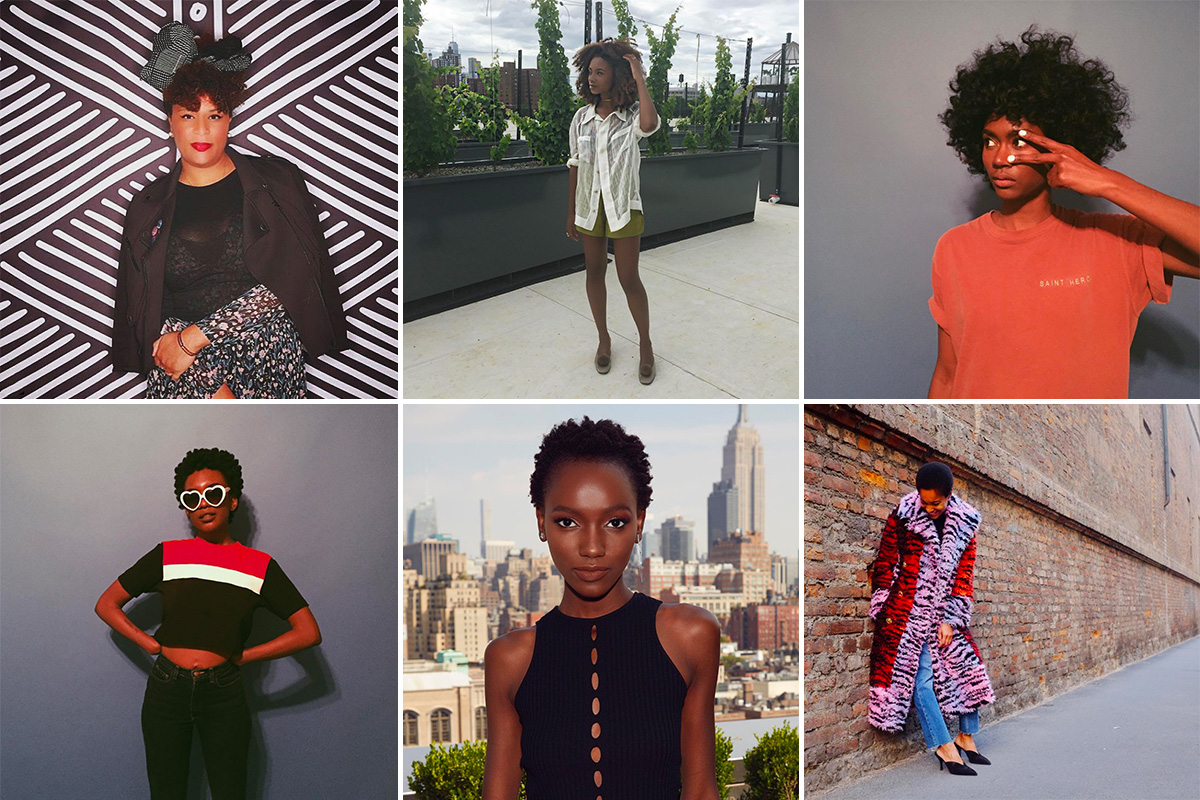 6 Women on Wearing Their Hair Natural - Repeller