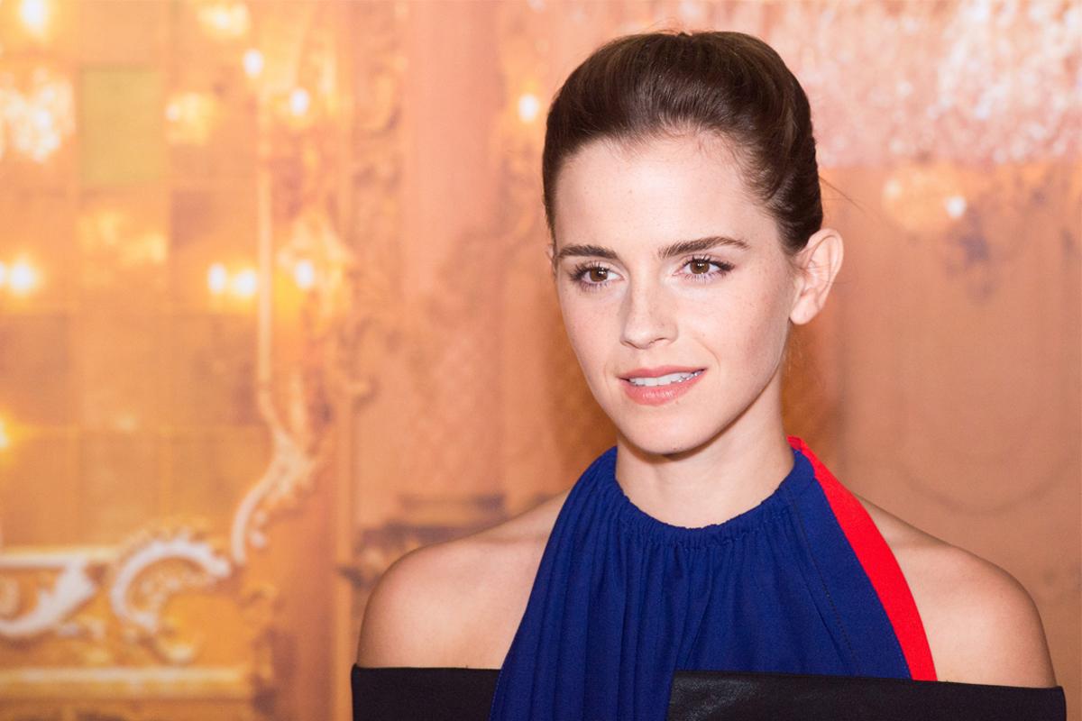 Watson armpit emma Emma Watson