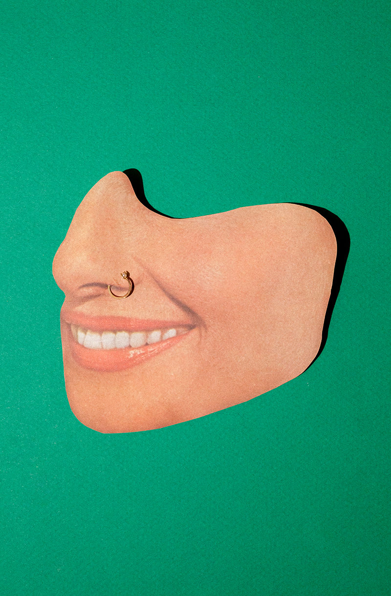 What My Nose Ring Means To My Queer Identity Repeller