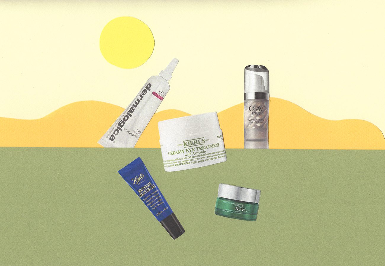 All Your Questions About Eye Cream, Answered - Repeller