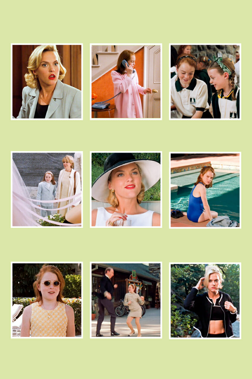 The Style in The Parent Trap
