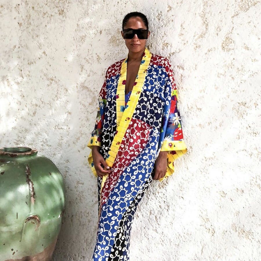 I'm Stalking Tracee Ellis Ross's Vacation Like It's My Job