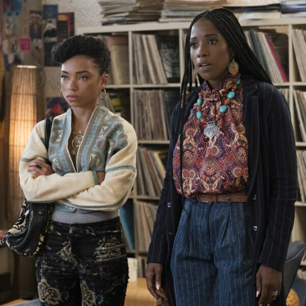 Dear White People season 2 style man repeller
