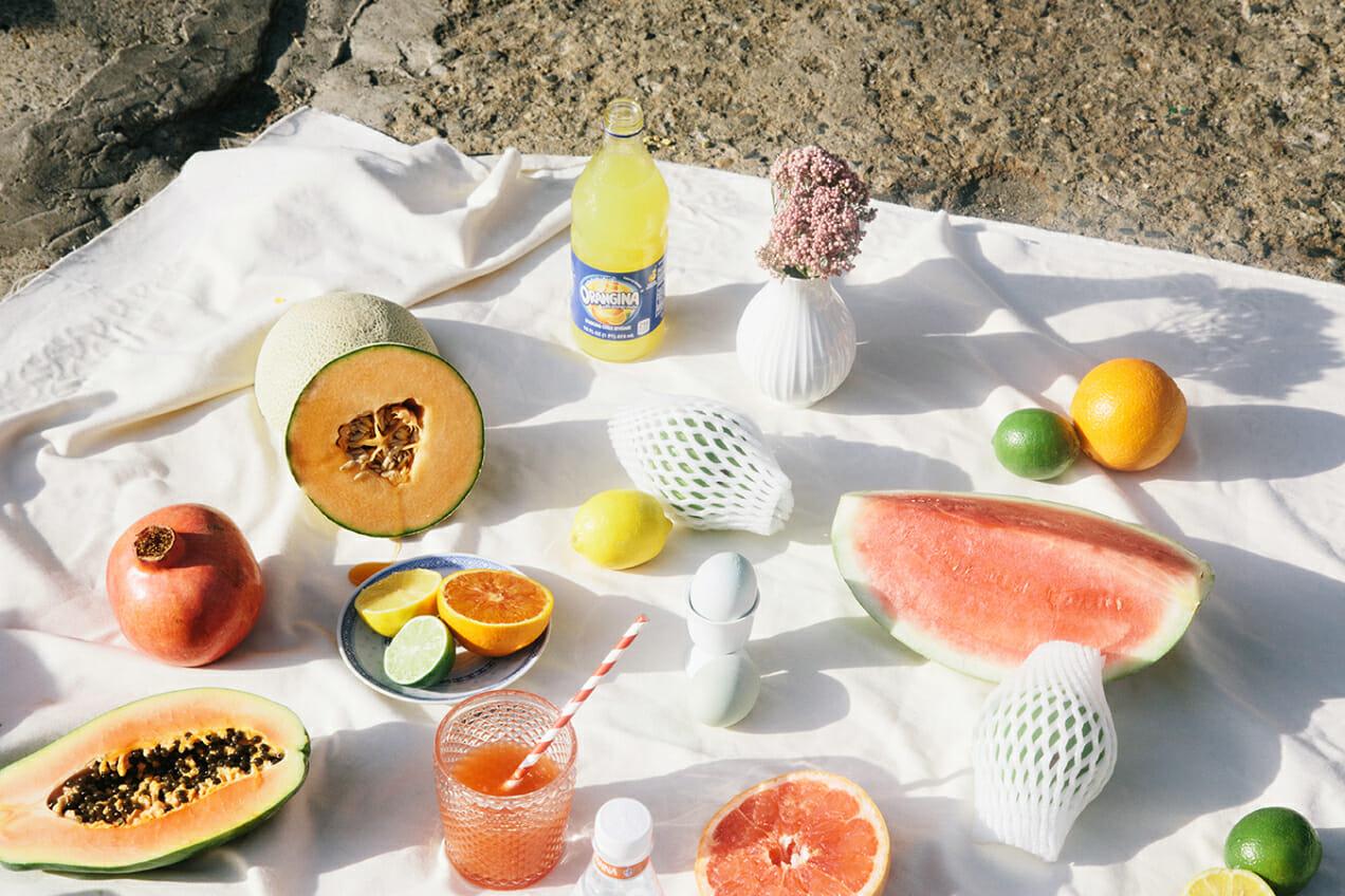 fruit stil llife