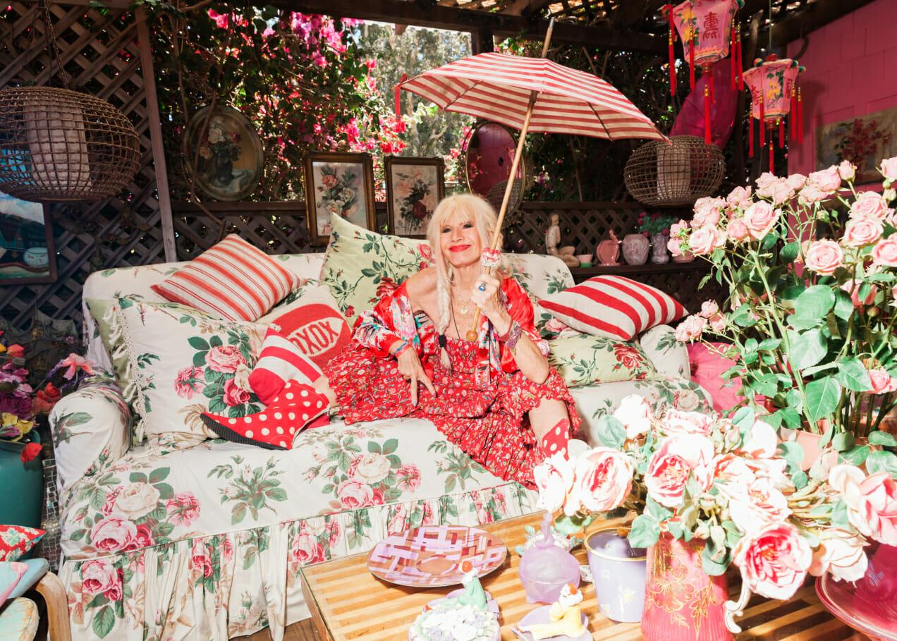 Betsey Johnson Malibu Home tour