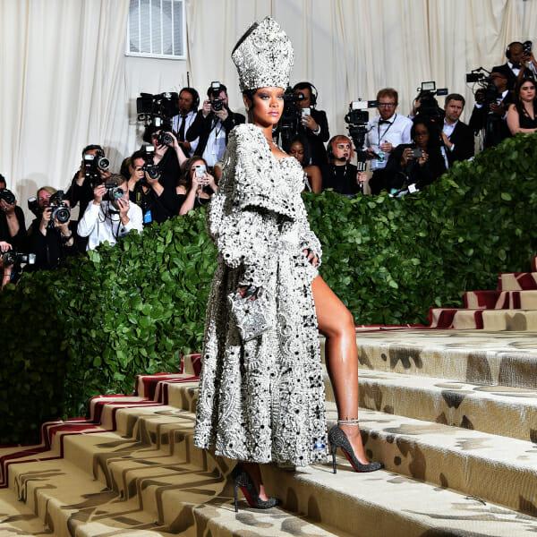 Met gala 2018 Rihanna