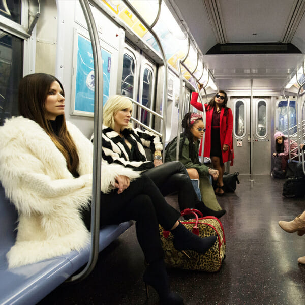 Oceans 8 movie review
