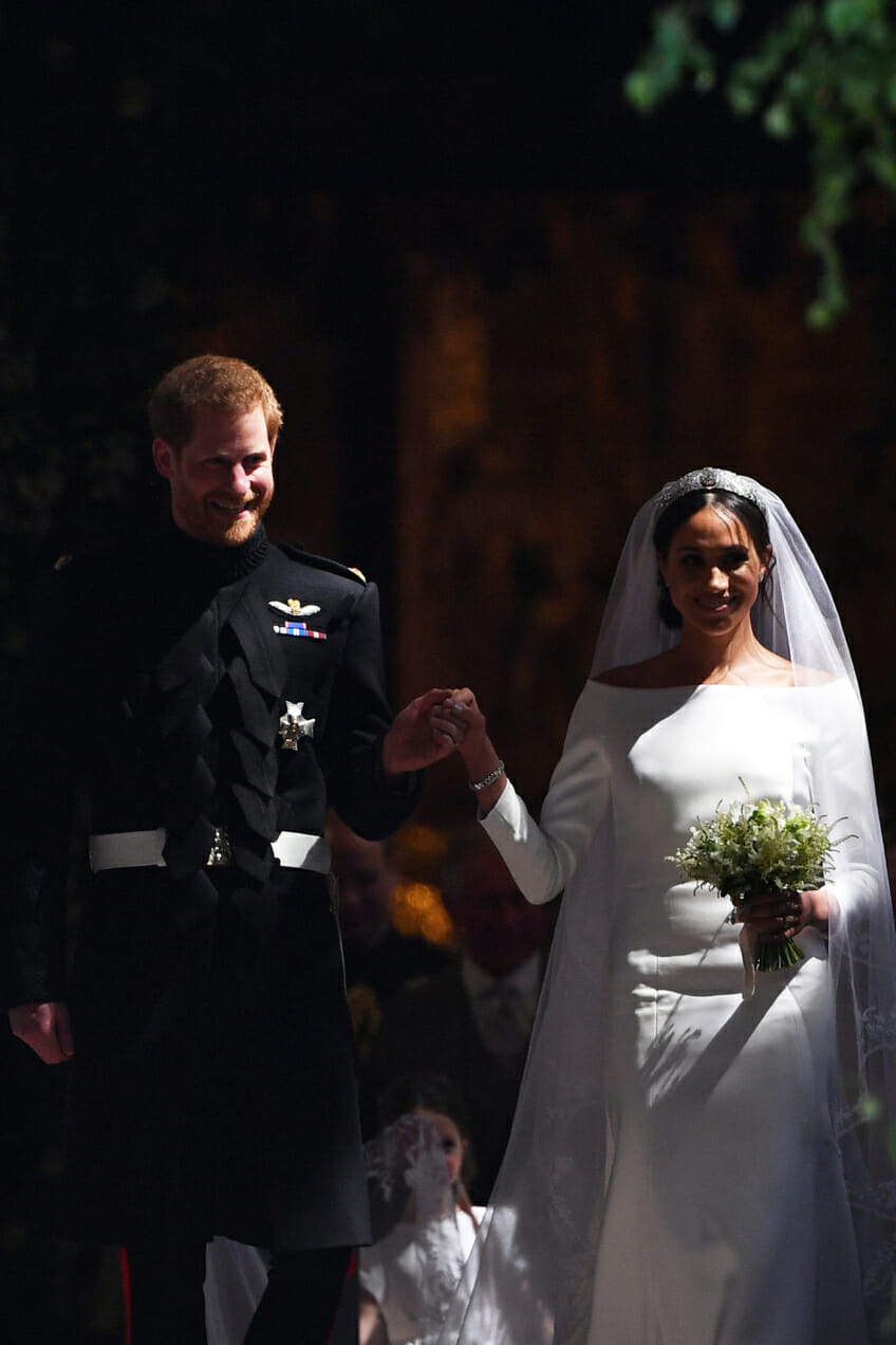 Download Prince Harry And Meghan Markle Wedding Photos