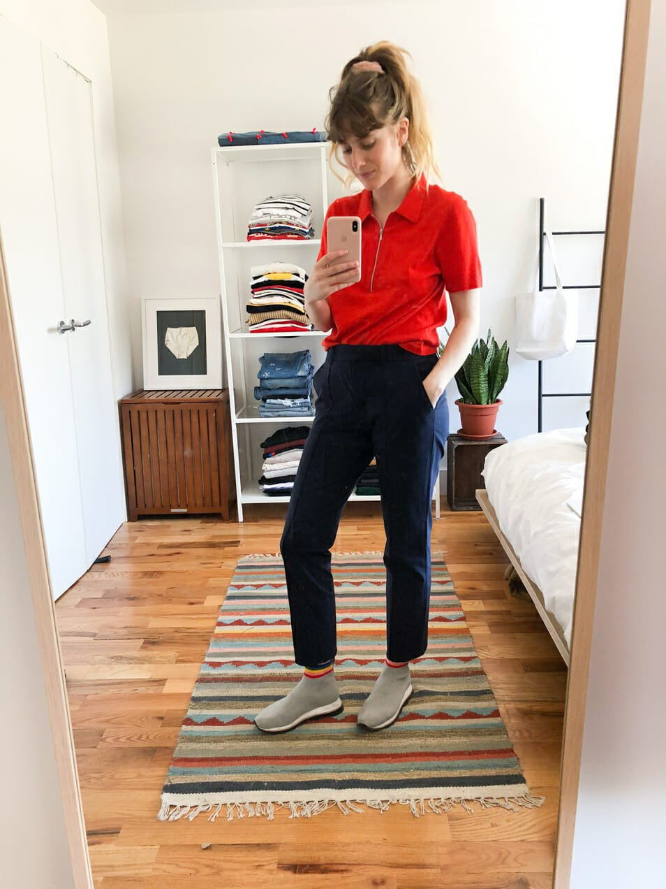 Writer Haley Nahman hunts for the perfect pair of trousers.