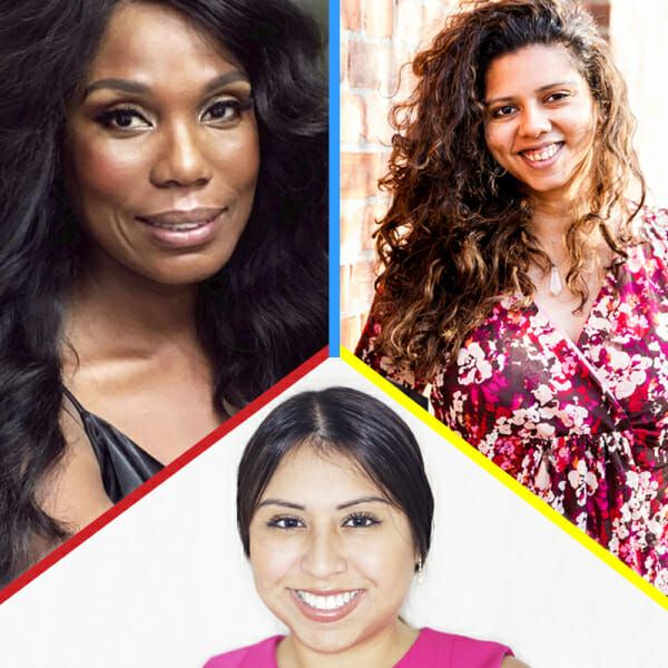 women of color in media round table