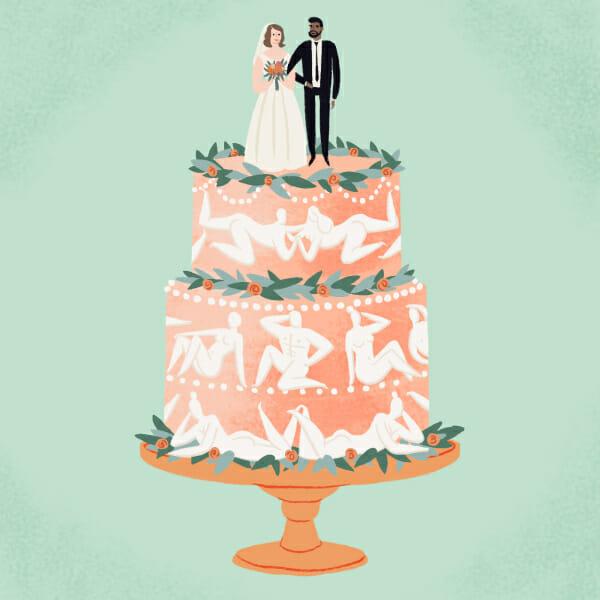 Wedding hook up stories