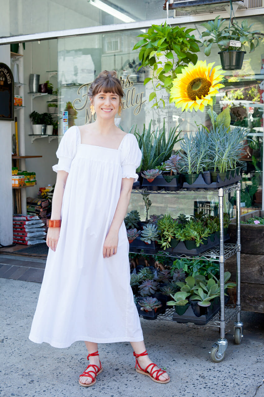 """Man Repeller writer and editor Haley Nahman coins the term """"therapy clothes."""""""