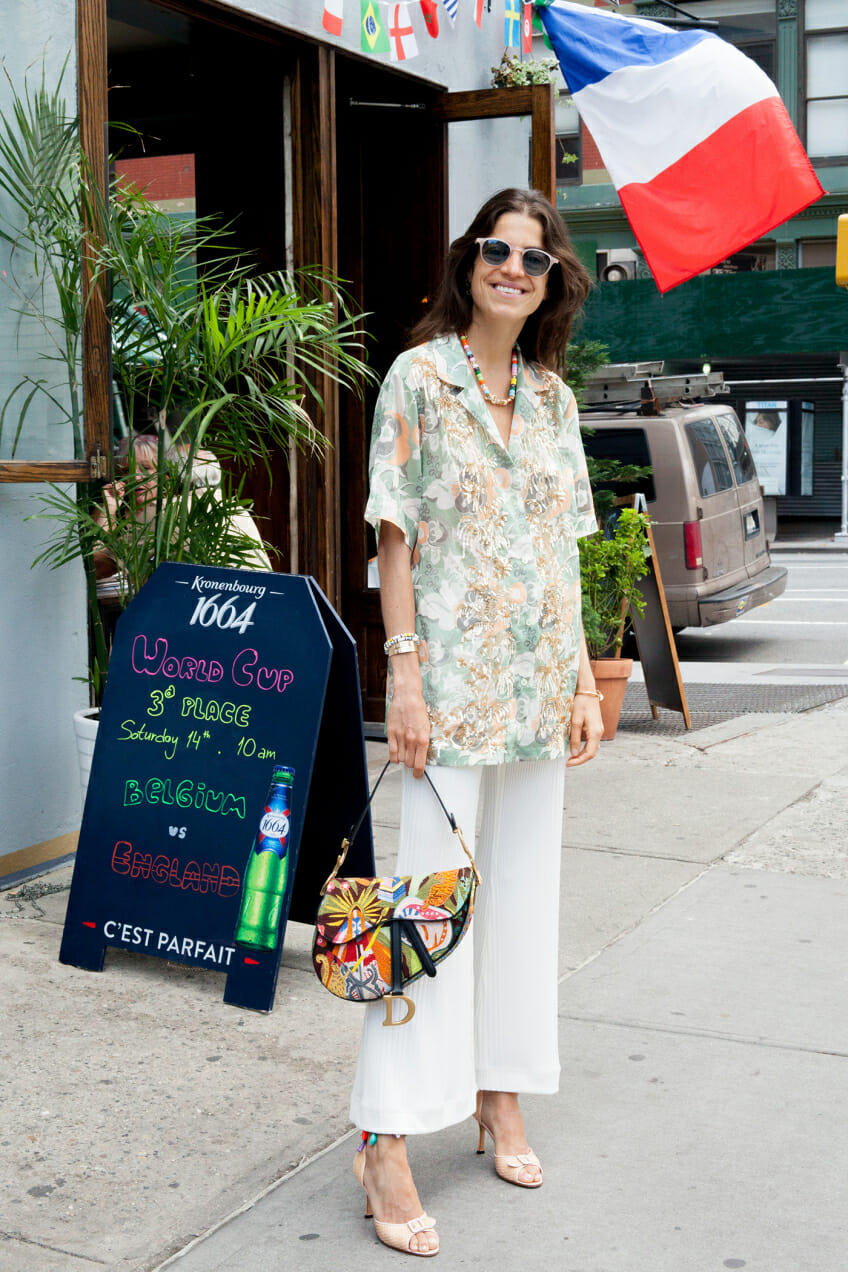 Leandra Medine writes that the Last Frontier of Carrie Bradshaw Style is D'Orsay Sandals.