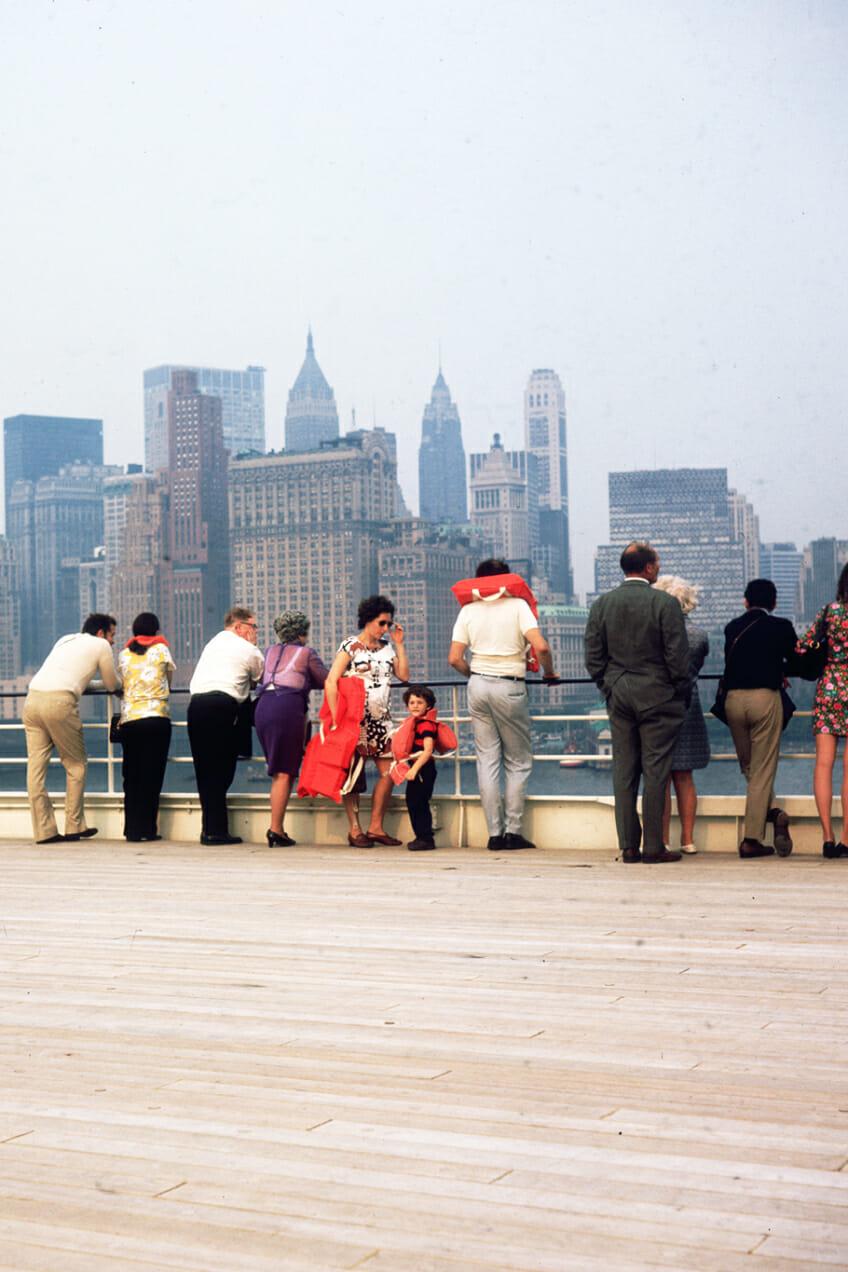 Leaving New York City Reflection