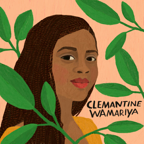 The Call season 3 podcast clemantine wamariya