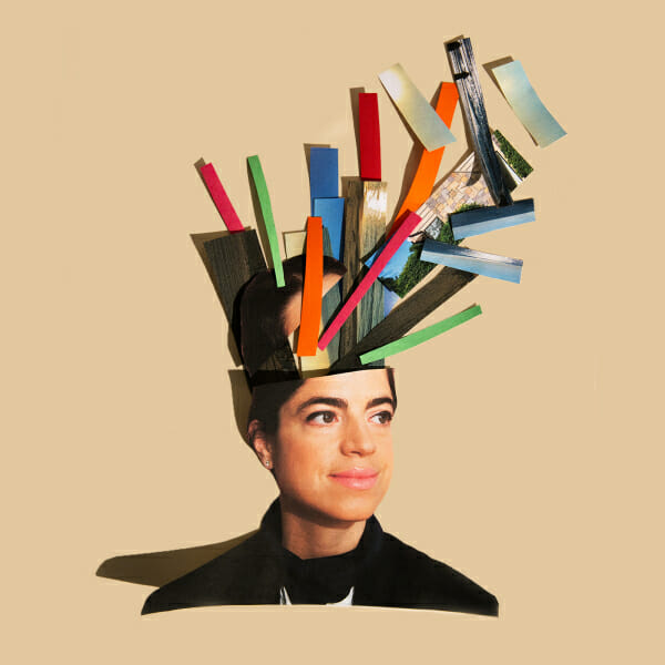 Leandra Medine Cohen Ponders Getting Lost In Thought