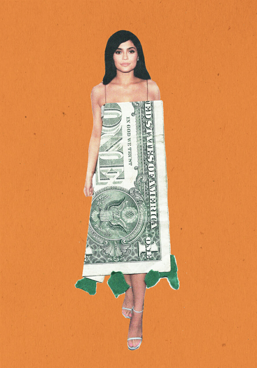 Kylie Jenner and The Myth of Self Made Money
