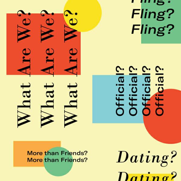 Men On Defining the Relationship