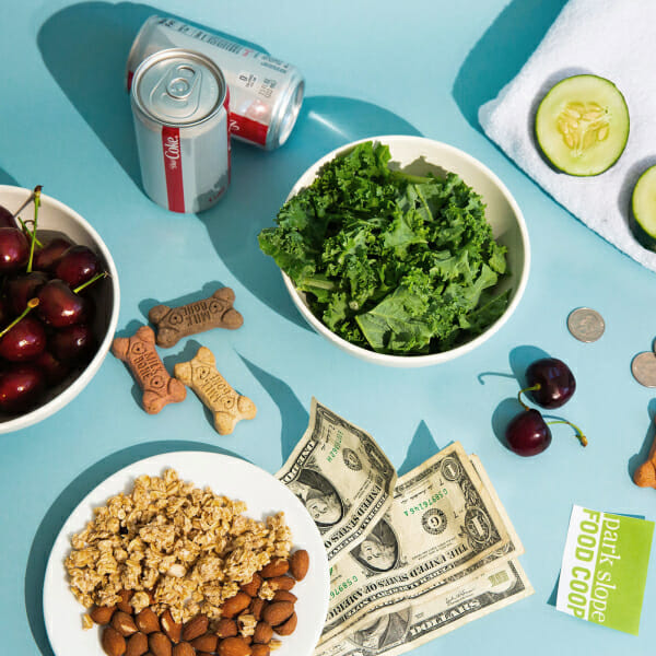 A Brooklyn Nutritionist's Money Diary