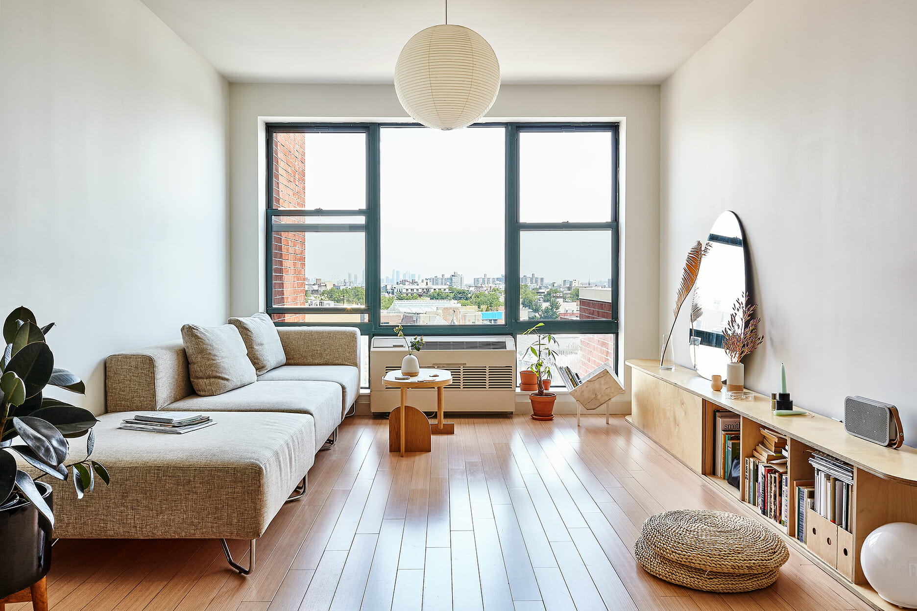 A Brooklyn Apartment Where Everything Serves a Purpose