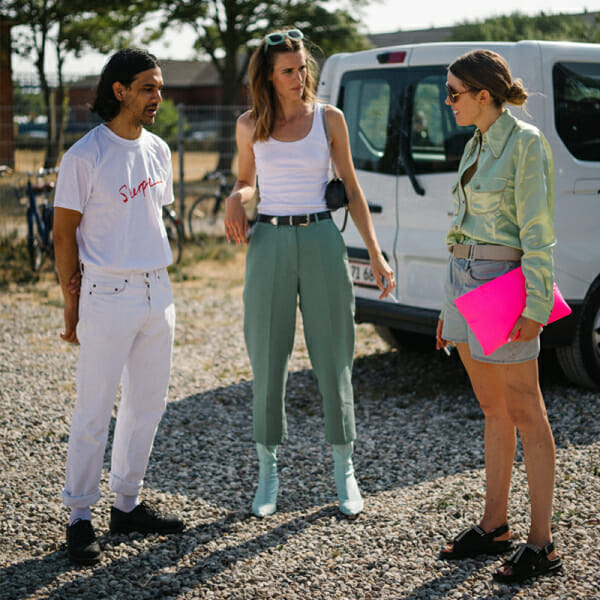 Copenhagen street style August 2018 Man Repeller