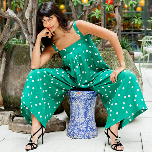 Jameela Jamil talks to Man Repeller