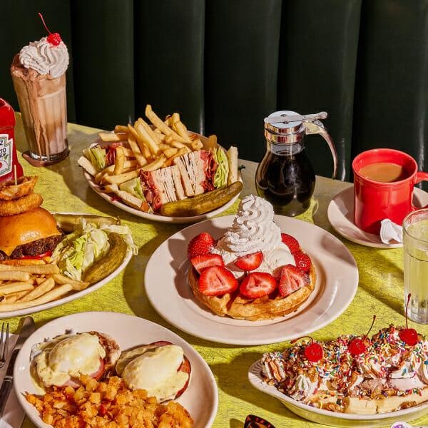 Man Repeller Favorite Diners NYC