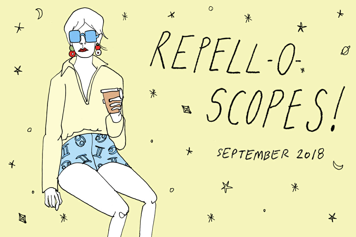 Horoscopes Sept 2018 Man Repeller