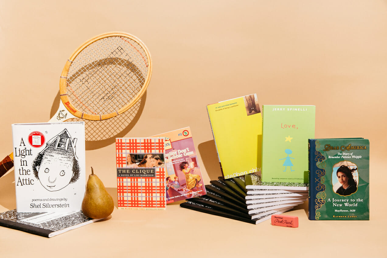 shel silverstein the clique perks of being a wallflower love books pear badminton