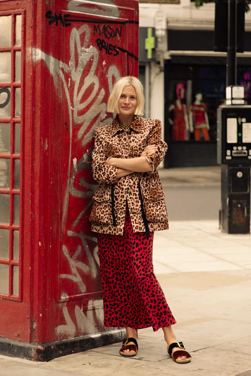 Pandora Sykes redefines dressing like a mom