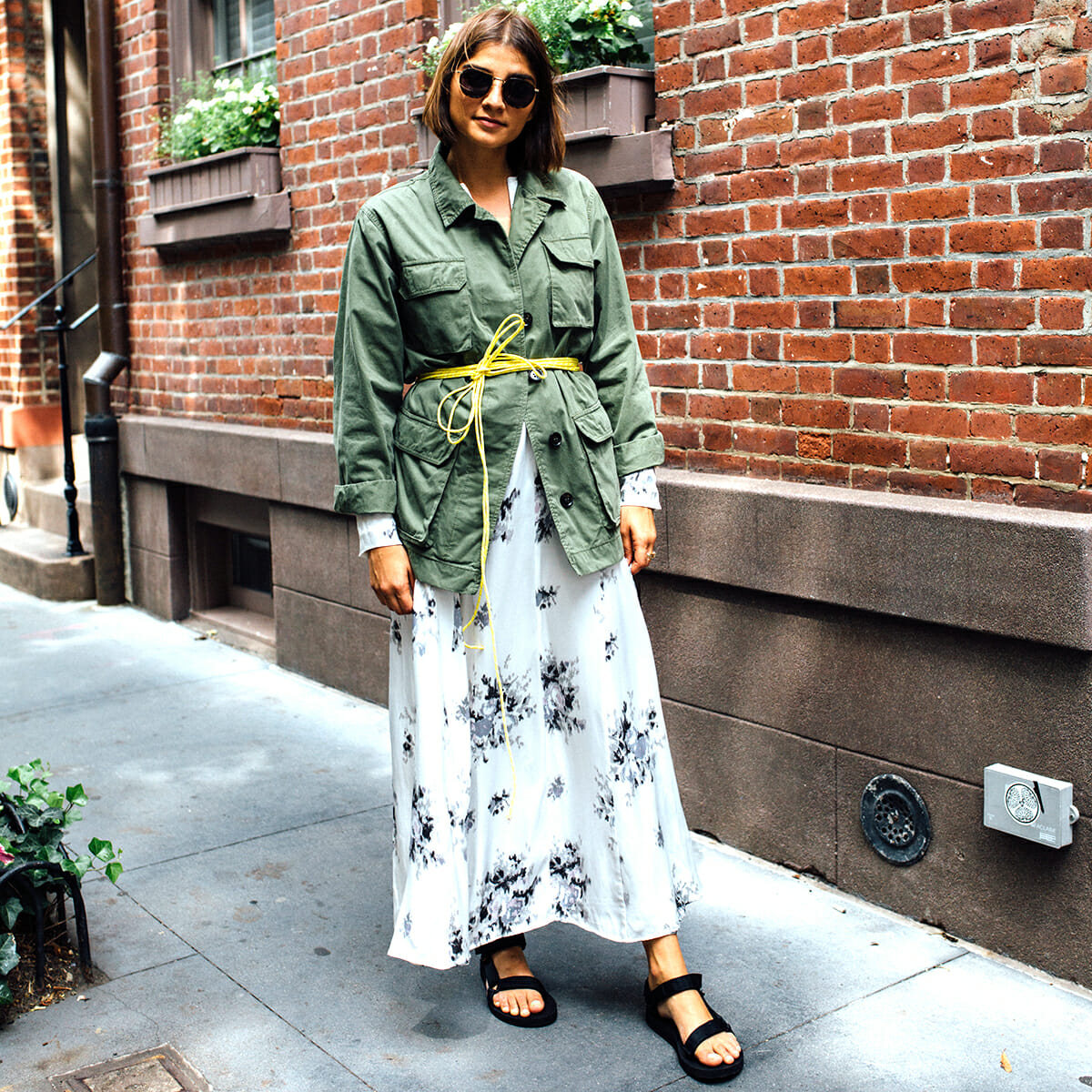 Three of the Best Ways to Style Tevas