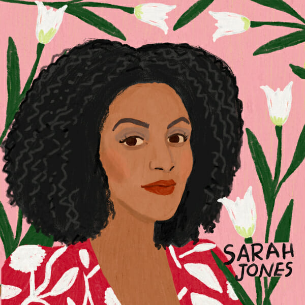 The Call Season 3 Man Repeller Sarah Jones