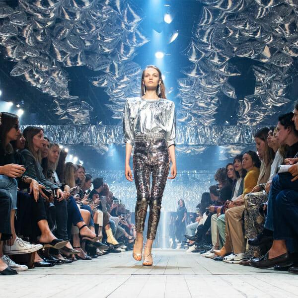 Paris Fashion Week 2018 Isabel Marant spring summer 2019 man repeller leandra medine