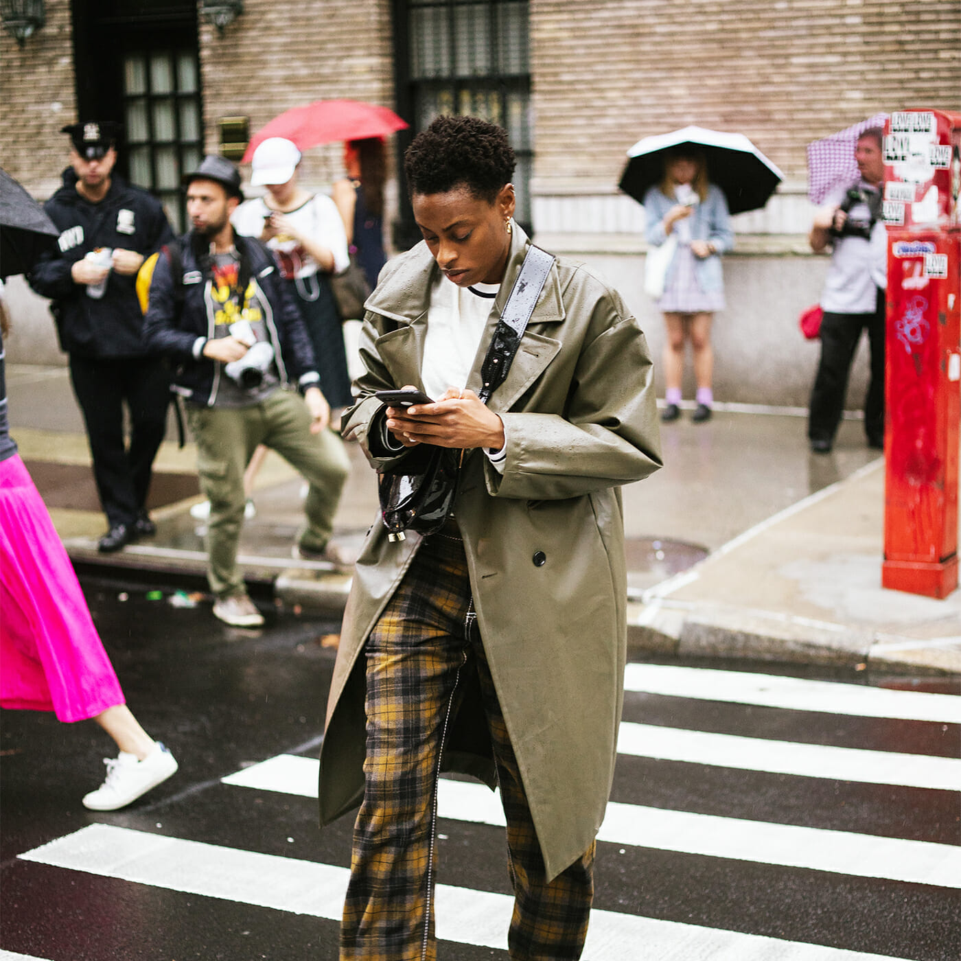 The Best Of New York Fashion Week Street Style: Day 5