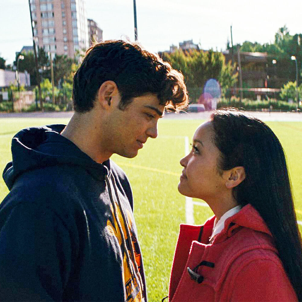 Lana Condor Noah Centineo To All the Boys I've Loved Before