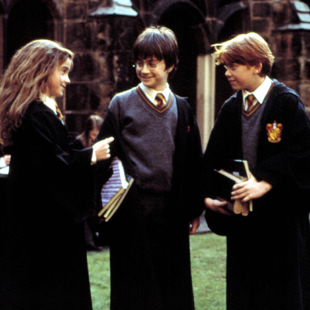 Harry potter man repeller