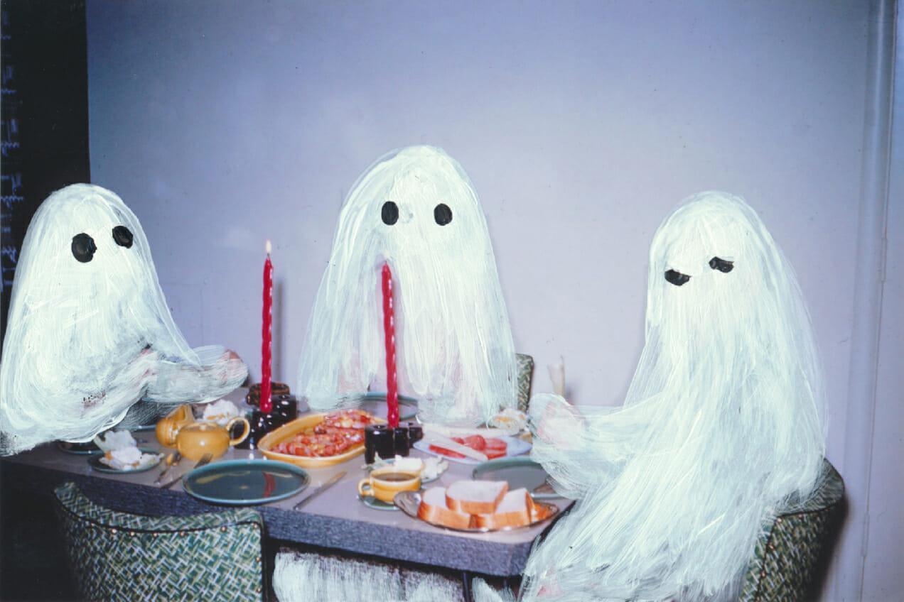 Ghosting Stories Man Repeller