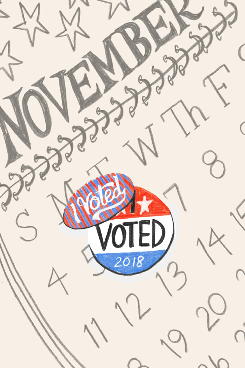 midterms voter