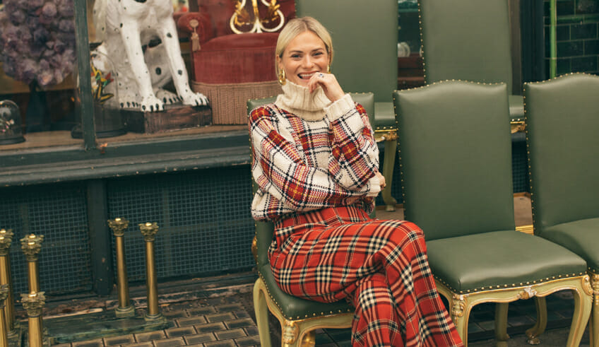Tartan Is Finally in the Spotlight and I'm Thrilled