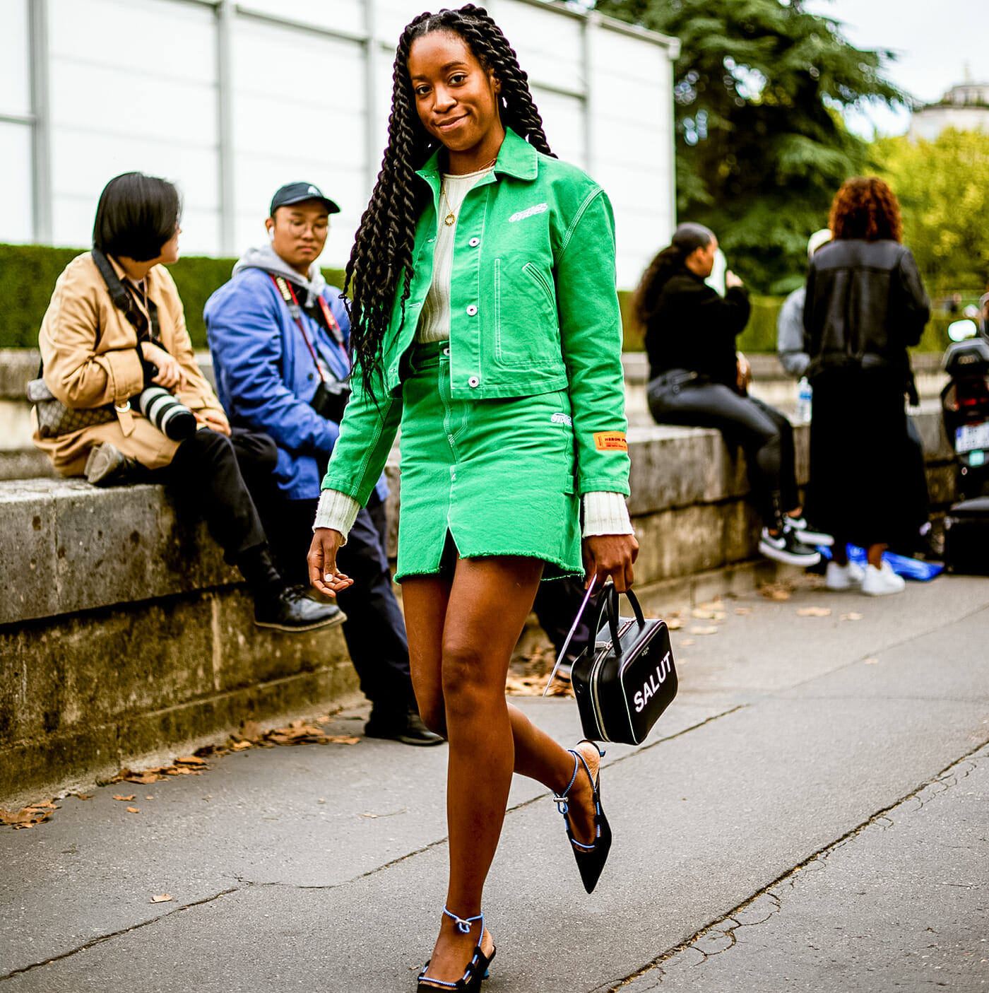 481 of The Best Street Style Looks From Paris Fashion Week