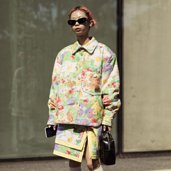 Shanghai Fashion Week Street Style Man Repeller