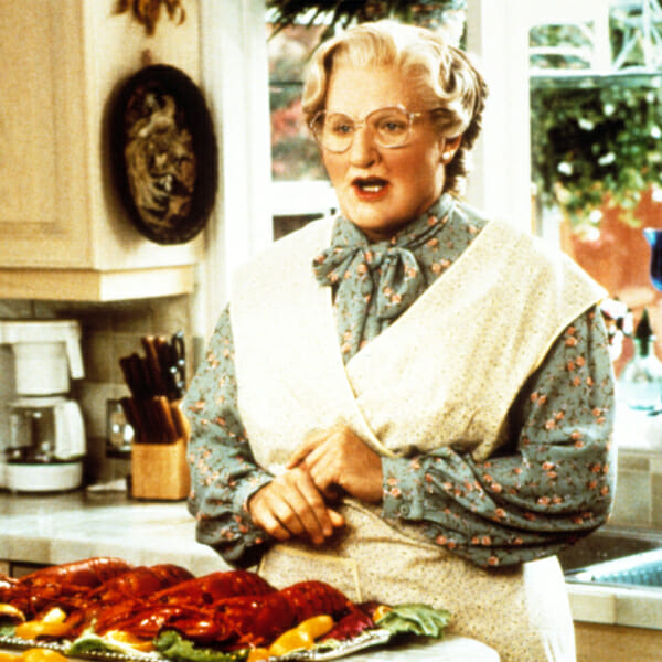 10 weird things about mrs doubtfire man repeller