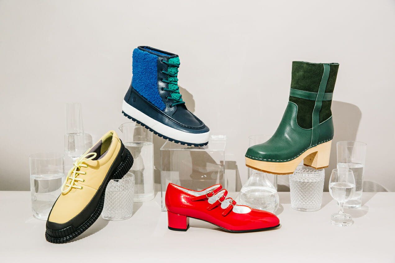 Waterproof Boots and Shoes for Rainy