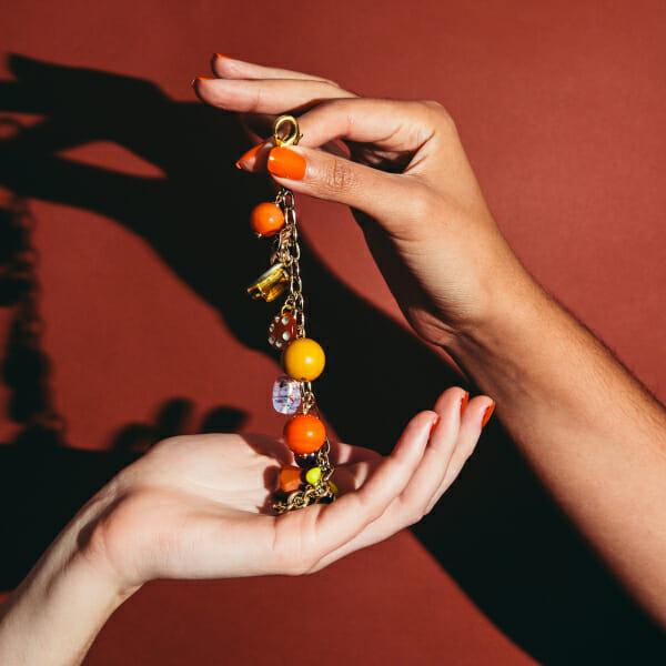 charm bracelet charming hands