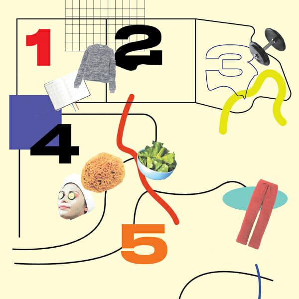 Leandra's Calendar as a To-Do List Man Repeller