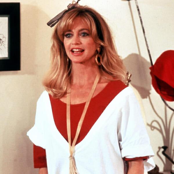 Goldie Hawn Housesitter Man Repeller