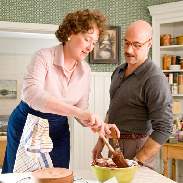 how to spot the ideal partner stanley tucci man repeller