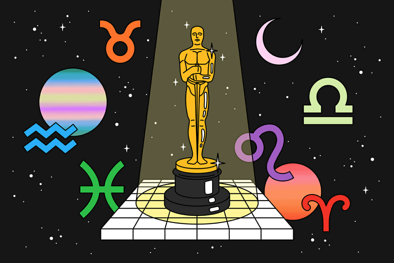 The Oscar You're Likely to Win According to the Zodiac Man Repeller