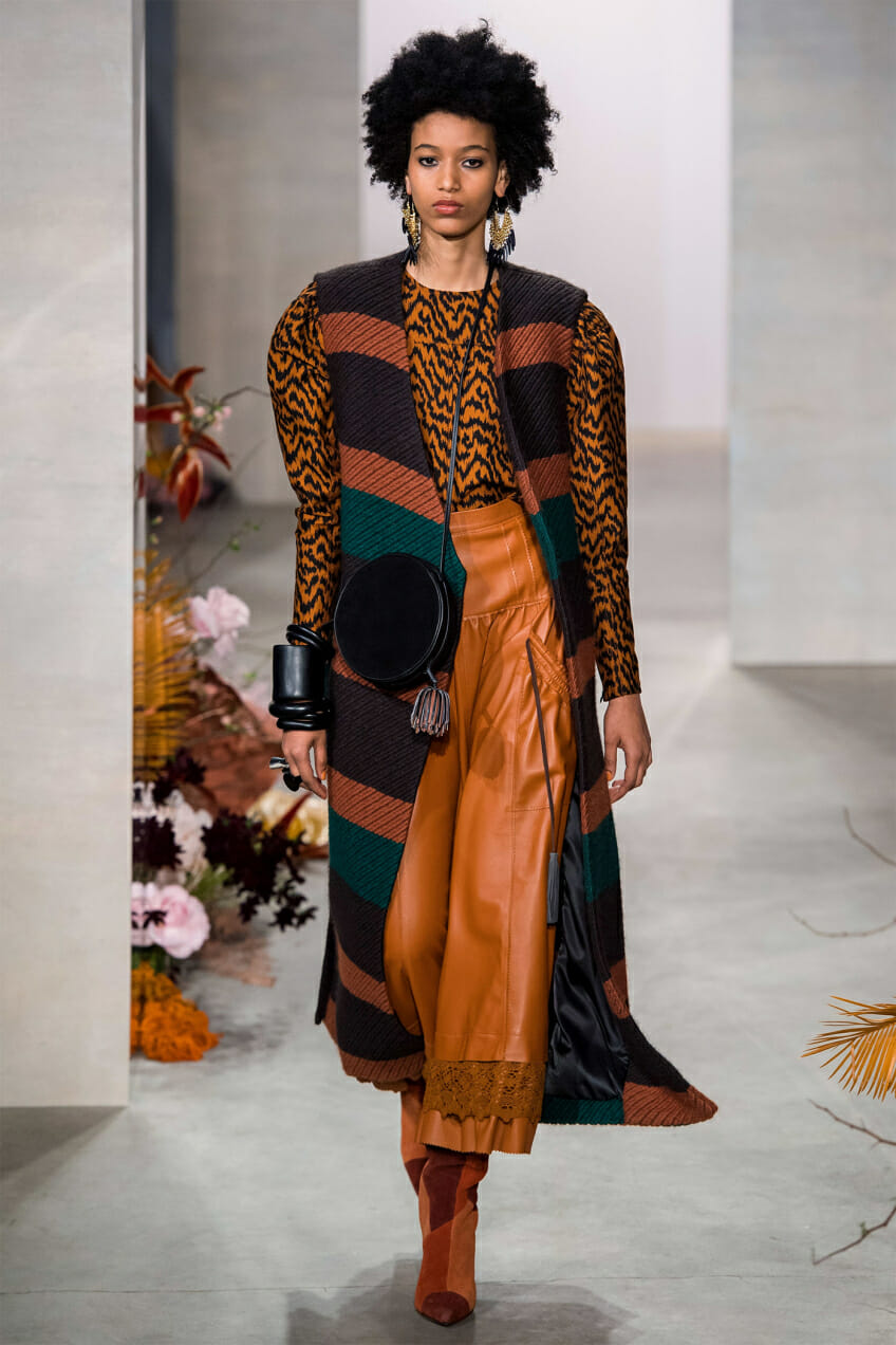 midi skirts ulla johnson nyfw fw19