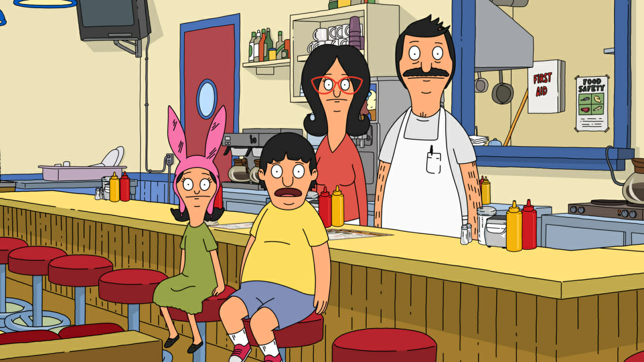 bob's burgers man repeller